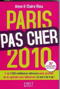 Paris pas cher