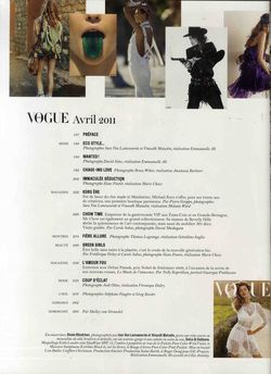 VOGUE Avril 2011 P8